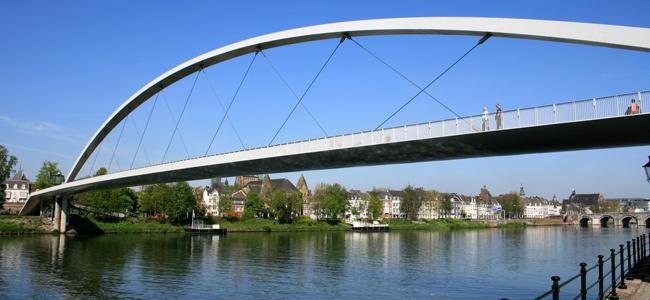 Loopbrug Ceramique Maastricht