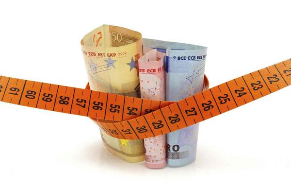 Uitgaven onder controle houden